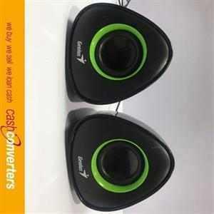 genius PC speakers