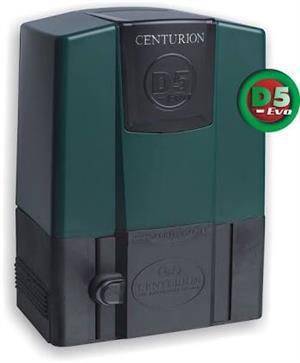 Centurion D5 evo motor installations