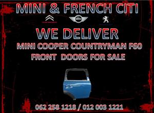 MINI COOPER COUNTRYMAN FRONT DOORS FOR SALE