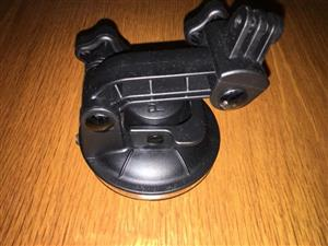Suction cup for action camera
