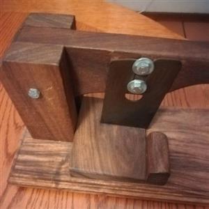 Lovely Wooden Biltong Cutter