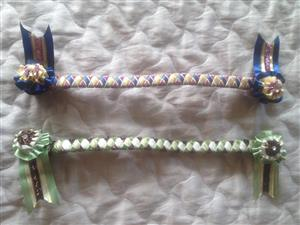 BROWBANDS, SHOWING, FULL, USED