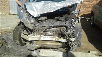M/BENZ C200CGI 2011 M271 W204 STRIPPING FOR SPARES