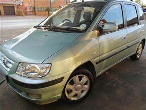 2006 Hyundai Matrix 1.6 GLS