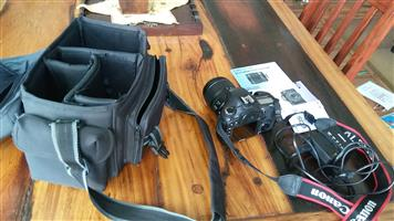 Canon 7D Camera & Accessories