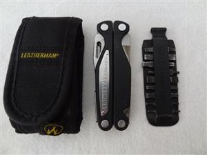 Leatherman Charge AL with Extra Driver Tips