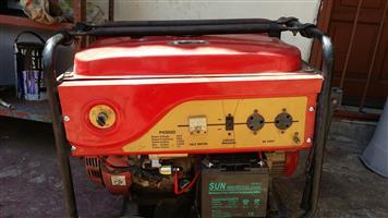 Generator P6500D