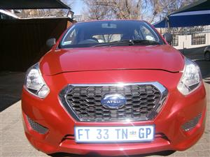 2017 Datsun Go hatch GO 1.2 FLASH