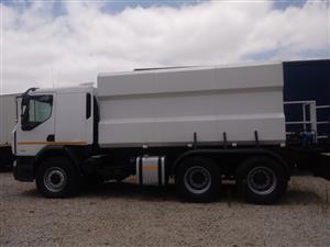 Renault Water Tanker