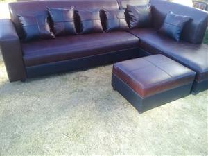 Corner couch  /day bed
