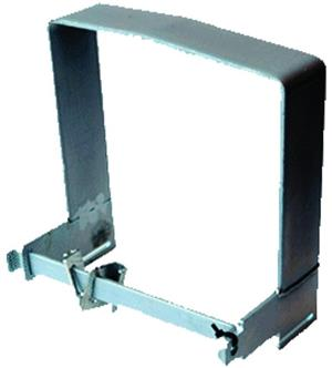 Centurion Evo D5 gate motor anti-theft bracket