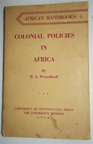 Colonial Policies in Africa