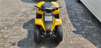 2004 Suzuki LT-F