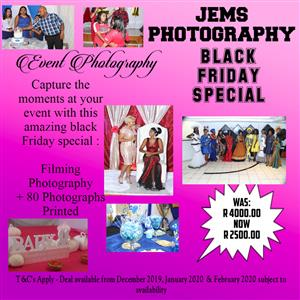 Jems photography and video