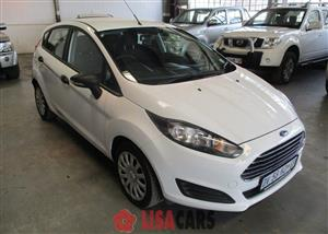 2015 Ford Fiesta 1.4i 5 door