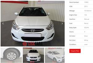 2015 Hyundai Accent 1.6 GLS