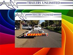 5000 X 200 X 200 TRAILERS UNLIMITED CAR TRAILER.