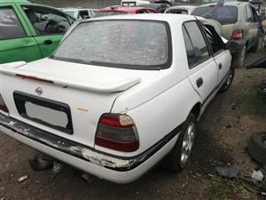 Nissan Sentra 3 Stripping For Spares