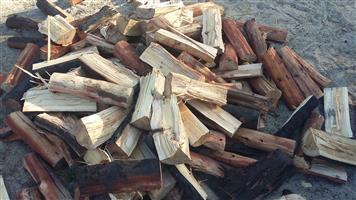 Black whattel and platblaar Wood