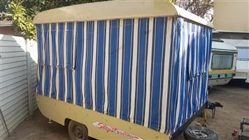 Jurgens Slipstream caravan
