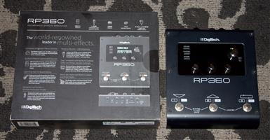 DigiTech Multi-Effect Pedal