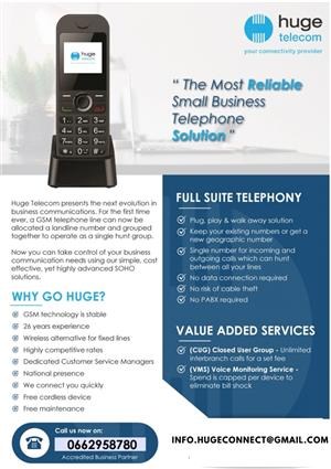 Full Suite Telephony