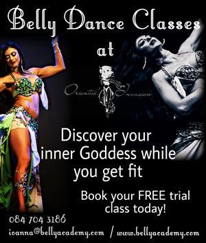 Belly Dance Pretoria