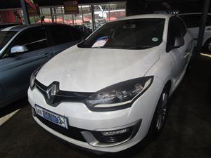 2015 Renault Megane 1.4TCe GT Line