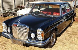1968 Mercedes 280SE