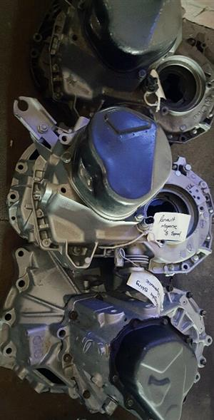 All Renault & Peugeot Gearboxes For Sale (on exchange) with a six months guarantee!!!