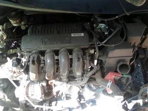 HONDA JAZZ Engine on Christmas special