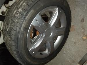 Want to buy new Dunlop SP SPORT FM800 205 55 R16 tyre/tyres