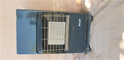 Royal gas heater