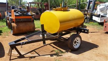 1000 Liter Bowser For Sale