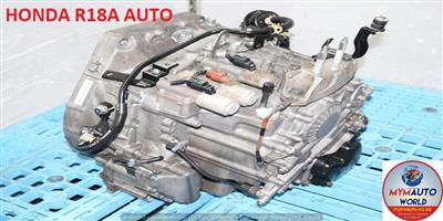 IMPORTED USED HONDA R18A AUTOMATIC GEARBOX FOR SALE