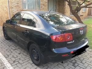 2006 Mazda 3 Mazda 1.6 Original