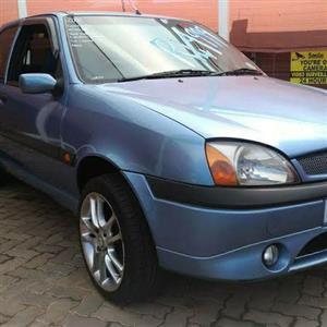 2002 Ford Fiesta 1.6 3 door Titanium