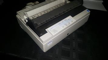 Epson LX302 printer plus free cartridge