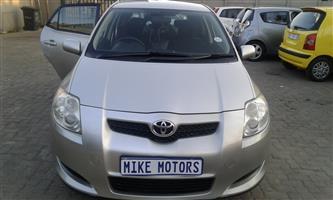 2009 Toyota Auris 1.4 RT
