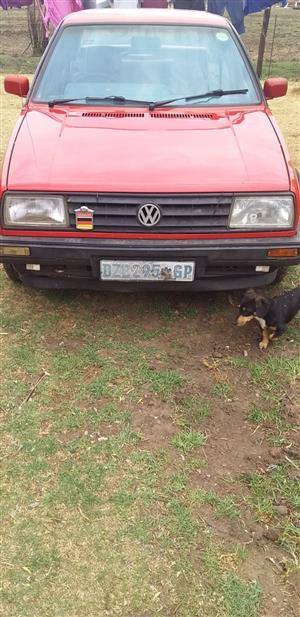 1982 VW Jetta 1.6