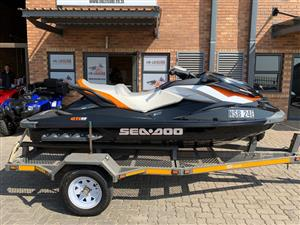 2012 Seadoo GTI 125 (LOW MAINTANANCE)