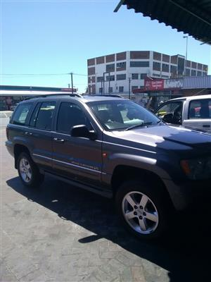 2004 Jeep Cherokee 2.8LCRD Limited automatic