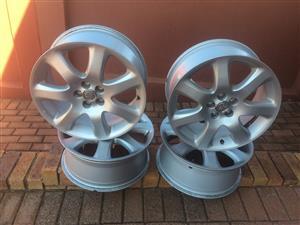 17 ins mag wheels