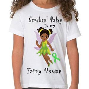 Cerebral Palsy Awareness T-shirts for boys/girls