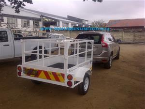 2M UTILITY TRAILERS WITH PAPERS FOR SALE