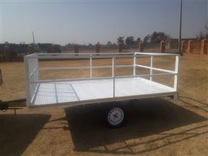 BARGAIN !!! 3x2 meter Trailer for Sale. Newly painted. (NO PAPERS)
