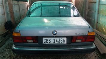 1992 BMW 7 Series 740i
