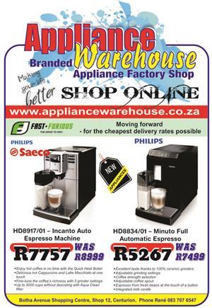 COFFEE MACHINES - buy online