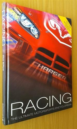 Racing. The ultimate motorsport encyclopedia. for sale  Johannesburg - West Rand