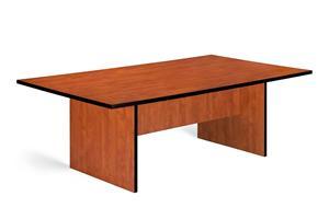 Boardroom Table 8 Seater! Available Cherry Oak and Mahogany.